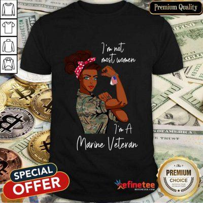Top Im Am Most Women Im A Marive Vaterdn Shirt