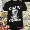 Chain Smoker Disc Golf Shirt