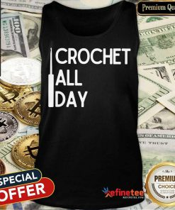 Crochet All Day Tank Top