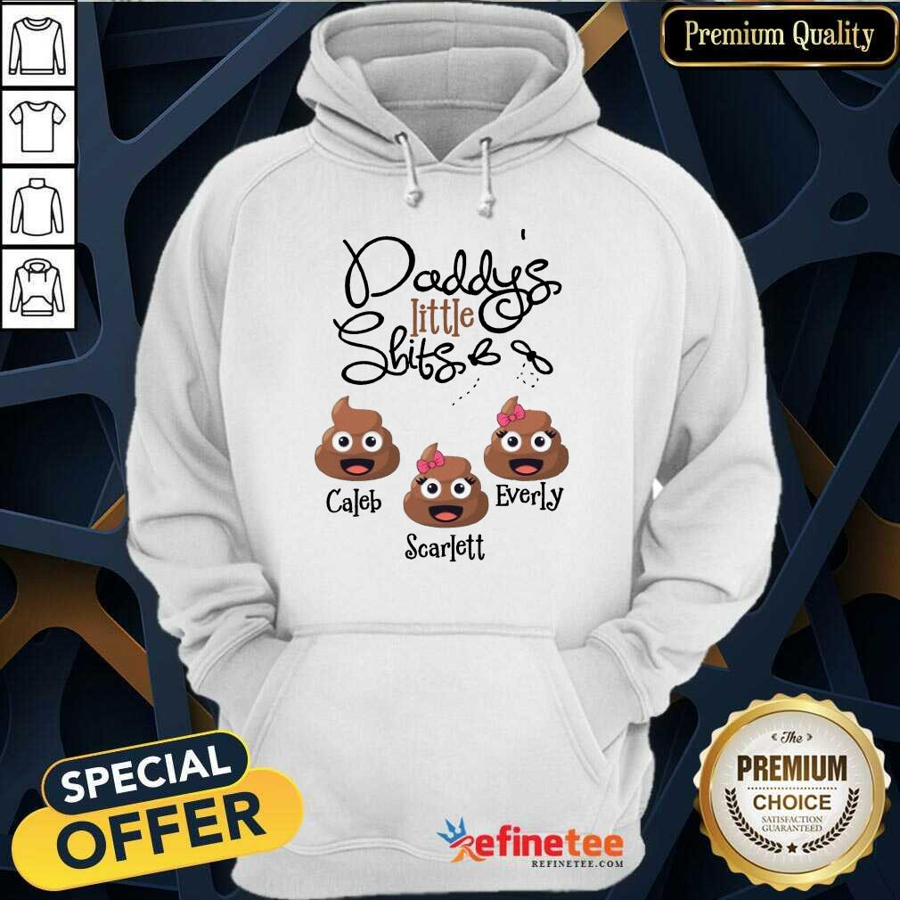 Daddy's Little Shits Hoodie