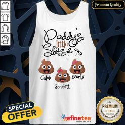 Daddy's Little Shits Tank Top