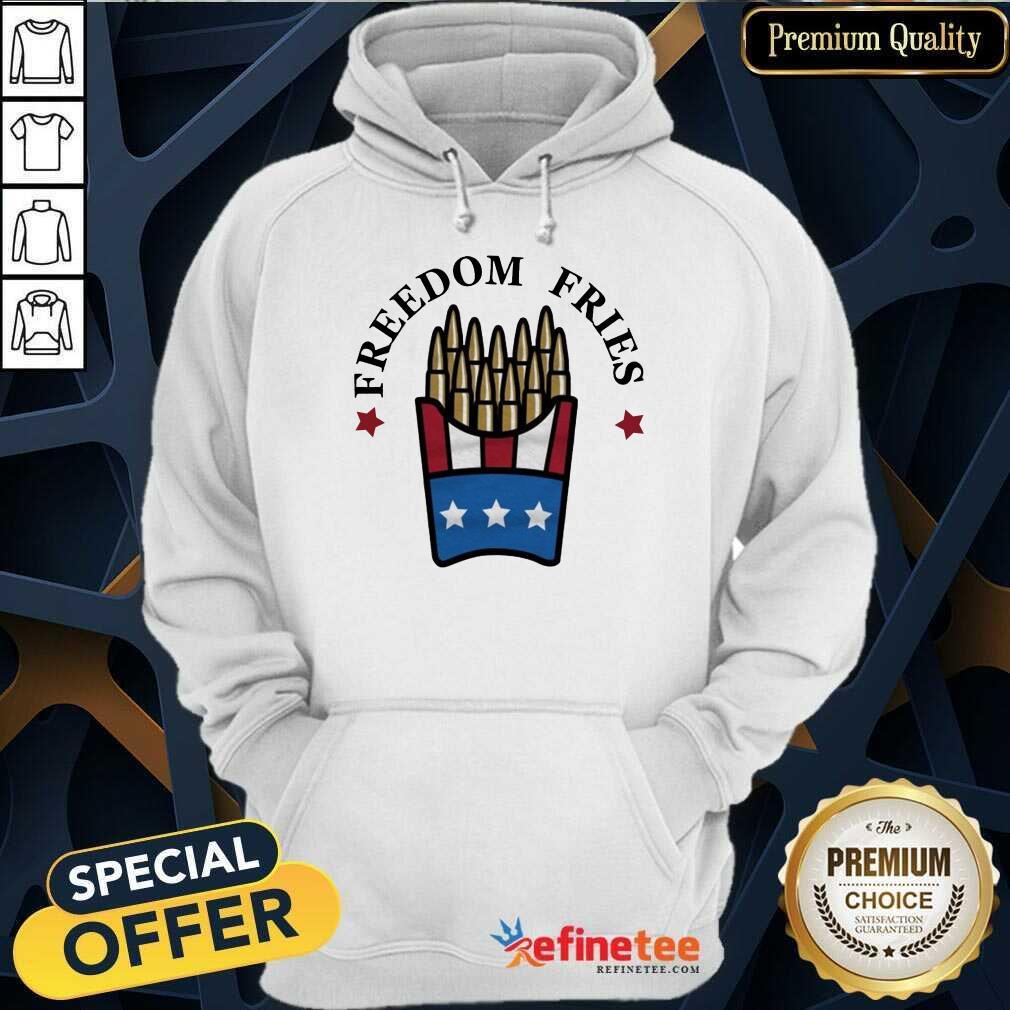 Freedom Fries Hoodie