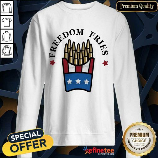 Freedom Fries Sweatshirt