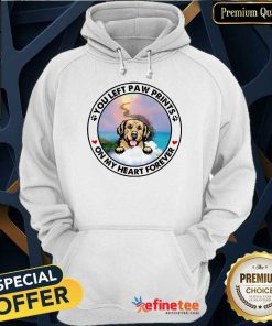 Golden On My Heart Forever Hoodie