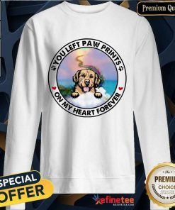 Golden On My Heart Forever Sweatshirt