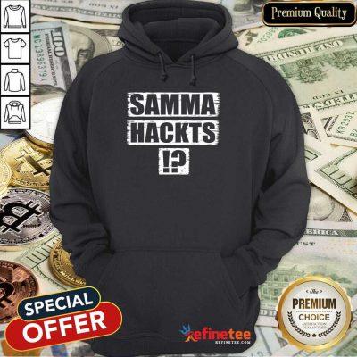 Samma Hackts Hoodie