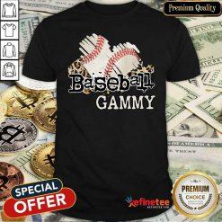 Baseball Gammy Shirt