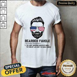 Bearded Funcle Shirt