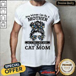 Bun Mother Cat Mom Shirt