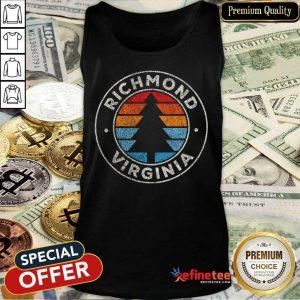 Pine Richmond Virginia Vintage Tank Top