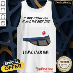 Studenter Plakat I Have Ever Hat Tank Top