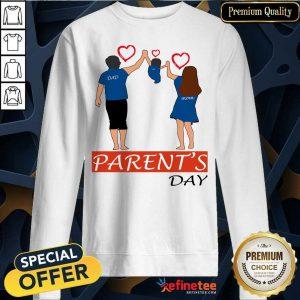 Family Parents Day Sweatshirt
