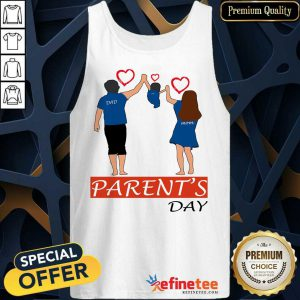 Family Parents Day Tank Top