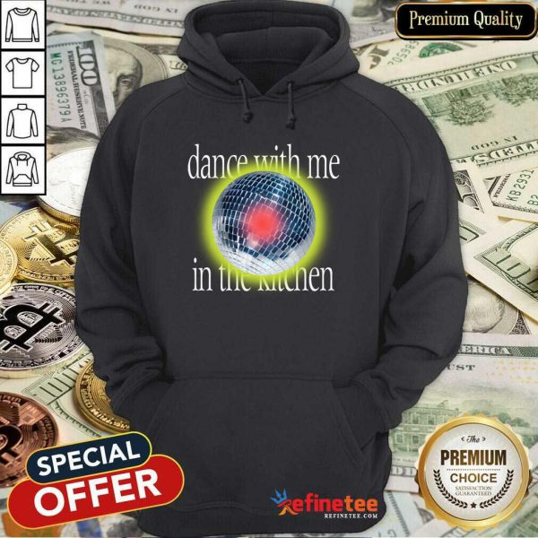 Lany Disco Dance With Me In The Kitchen Hoodie
