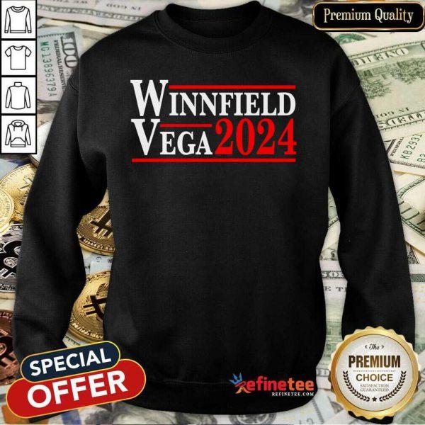 Winnfield Vega 2024 Sweatshirt
