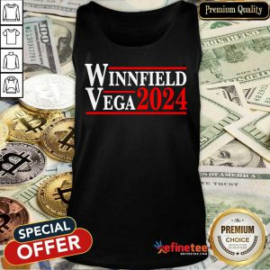 Winnfield Vega 2024 Tank Top