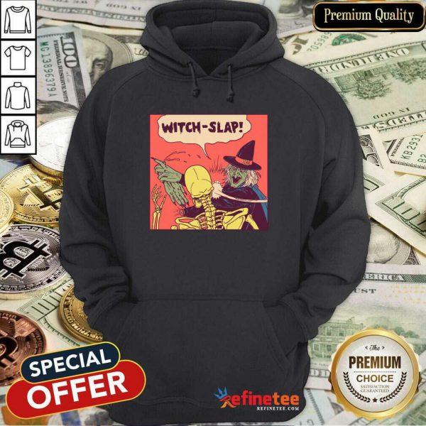 Witch-Slap Batman Slap Hoodie