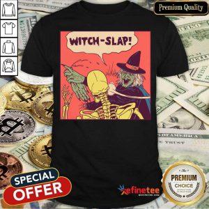 Witch-Slap Batman Slap Shirt