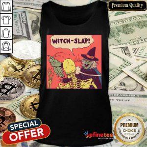Witch-Slap Batman Slap Tank Top
