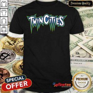 WNBA Twin Cities Minnesota Shirt