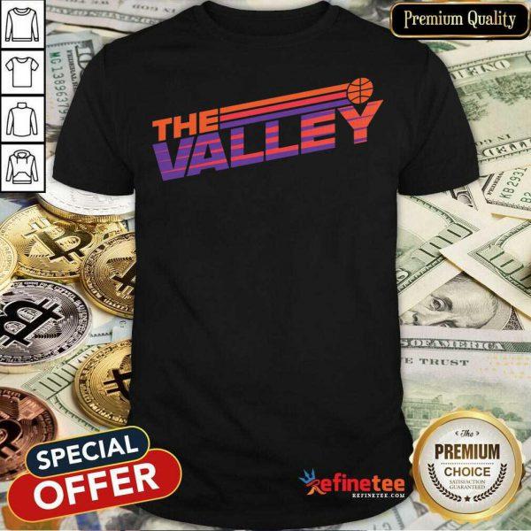 WNBPA City Edition Phoenix Team The Valley Shirt