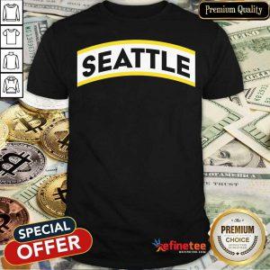 WNBPA City Edition Seattle Shirt