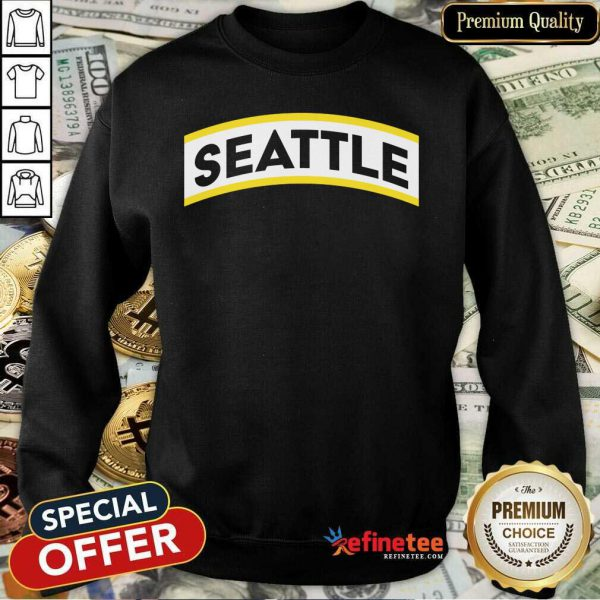 WNBPA City Edition Seattle Sweatshirt