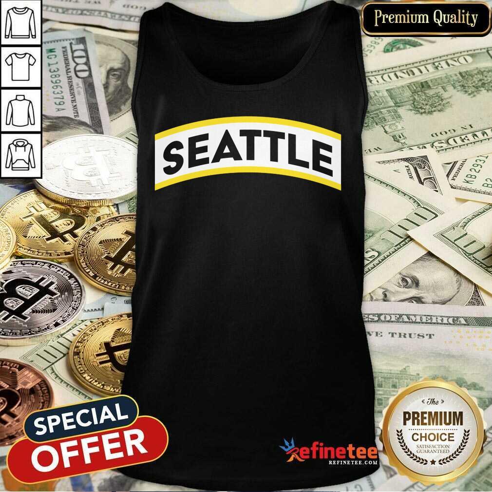 WNBPA City Edition Seattle Tank Top