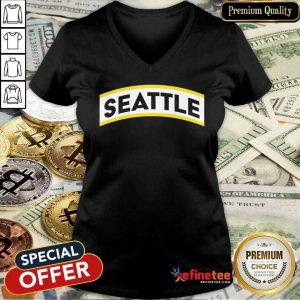 WNBPA City Edition Seattle V-neck