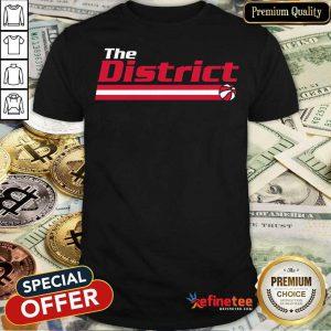 WNBPA City Edition Washington Team The District Shirt